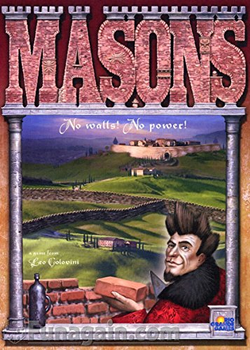Masons board game