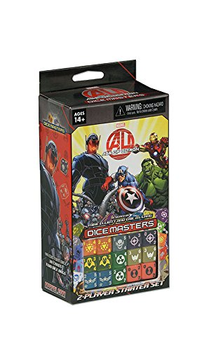 Marvel Dice Masters: Age of Ultron board game