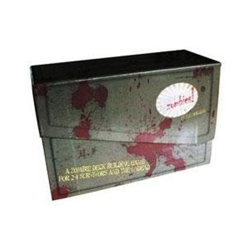 Eaten by Zombies board game