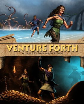 Venture Forth - A Board Game board game