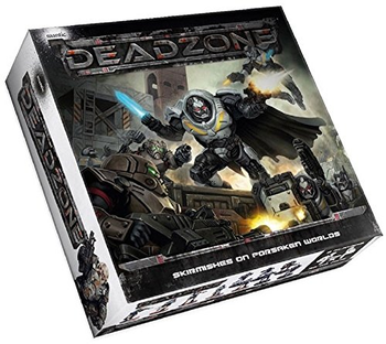 Deadzone (Second Edition) board game