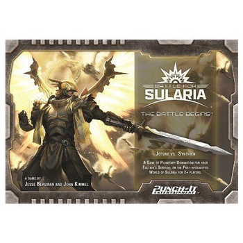 Battle for Sularia: The Battle Begins board game