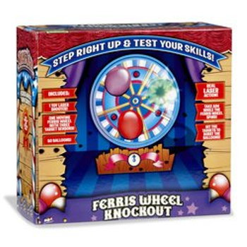 State Fair Ferris Wheel Knockout board game