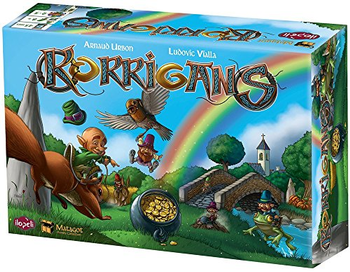 Korrigans board game