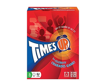 Time's Up! board game