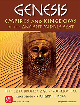 Genesis: Empires and Kingdoms of the Ancient Middle East board game