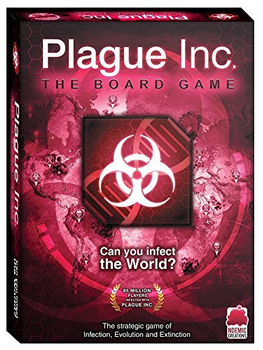 Plague Inc. The Board Game board game
