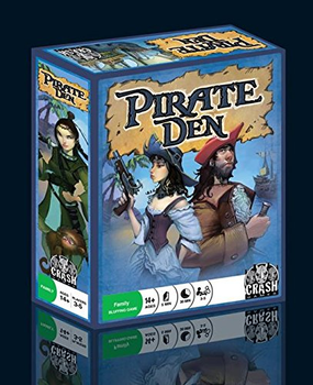 Pirate Den board game