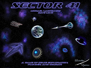 Sector 41 board game