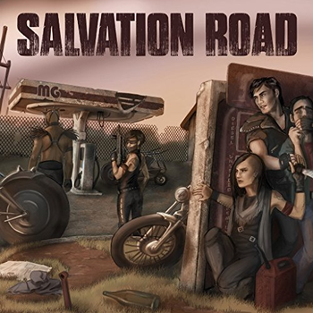 Salvation Road board game