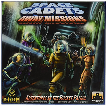 Space Cadets: Away Missions board game