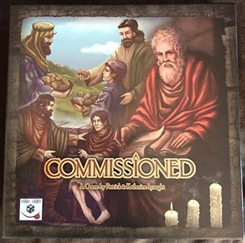 Commissioned board game