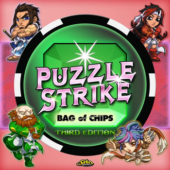 Puzzle Strike 3rd Edition board game