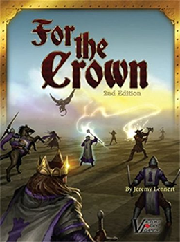 For the Crown (Second edition) board game