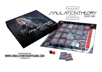 Simulation Theory board game