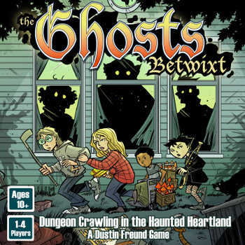 The Ghosts Betwixt board game