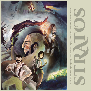 Stratos board game