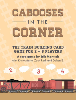 Cabooses in the Corner board game