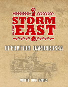 Storm in the East: Operation Barbarossa board game
