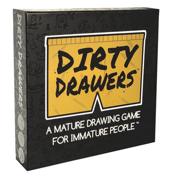 Dirty Drawers board game