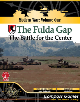 The Fulda Gap: The Battle for the Center board game