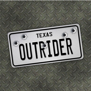 Outrider board game