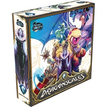 Dragonscales board game