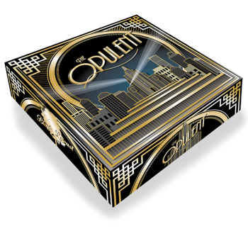 The Opulent board game