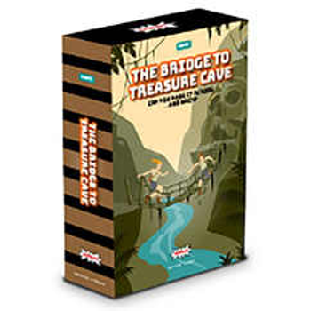 The Bridge to Treasure Cave board game