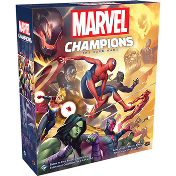 Marvel Champions: The Card Game board game