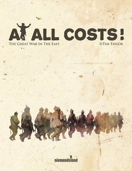 At All Costs! board game