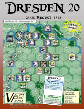 Dresden 20 board game