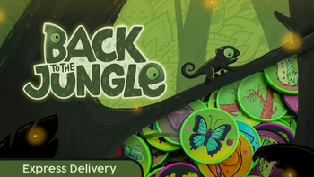 Back to the Jungle board game