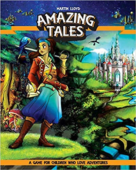 Amazing Tales board game