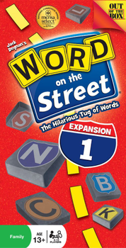 Word on the Street: Expansion 1 board game