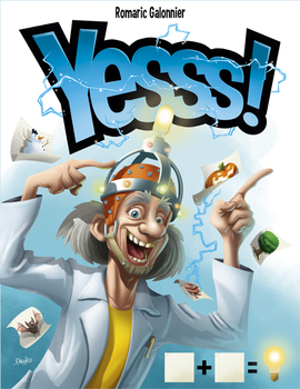 Yesss! board game