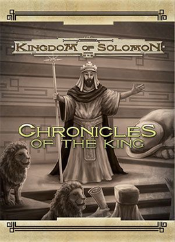 Kingdom of Solomon: Chronicles of the King board game