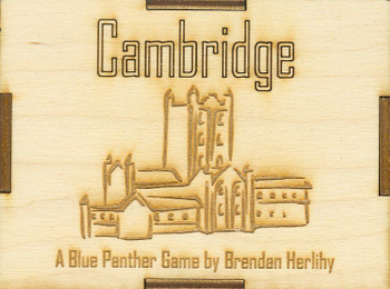 Cambridge board game