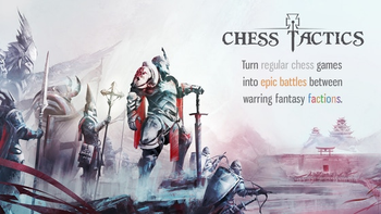 Chess Tactics board game