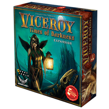 Viceroy: Times of Darkness Expansion board game