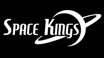 Space Kings: The Book board game