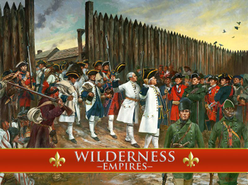 Wilderness Empires board game