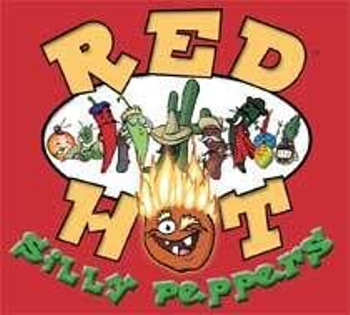Red Hot Silly Peppers board game