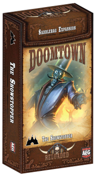 Doomtown: Reloaded – The Showstopper board game