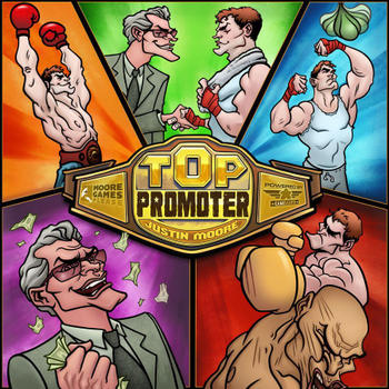 Top Promoter board game
