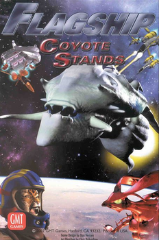 Flagship: Coyote Stands board game