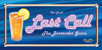 Last Call: The Bartender Game board game