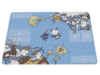 Cake Duel Playmat board game