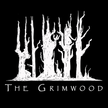 The Grimwood board game