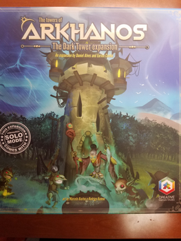 The Towers of Arkhanos: The Dark Tower Expansion board game